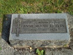 Anna <I>Moore</I> Flavin