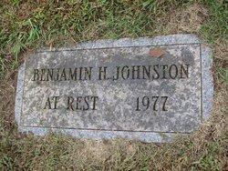 Benjamin H Johnston