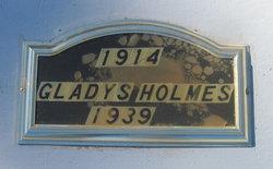 Gladys Holmes