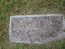 William F Johnston