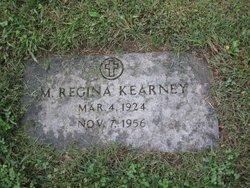 M Regina Kearney