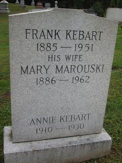 Frank Kebart