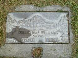 Dollie Mae Williams