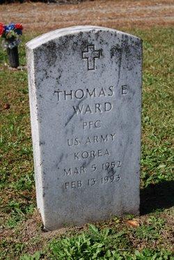 Thomas Earl Ward