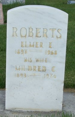 Mildred C Roberts