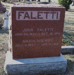 Maria Faletti