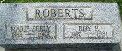 Marie <I>Seely</I> Roberts