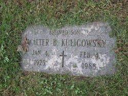Walter B Kuligowsky