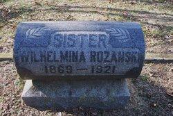 Wilhelmina Rozanski