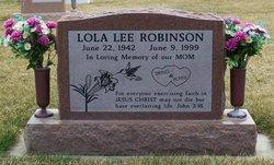Lola Lee Robinson