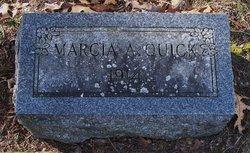 Marcia A. Quick