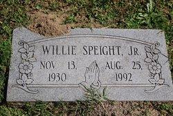 Willie Speight, Jr