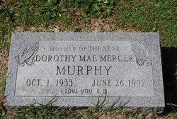 Dorothy Mae <I>Mercer</I> Murphy