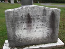Beatrice <I>LaForge</I> May