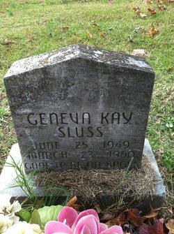Geneva Kay Sluss