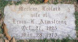 Merlene <I>Ledford</I> Armstrong