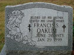 Francis S Oakum