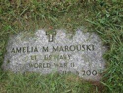 Amelia M Marouski