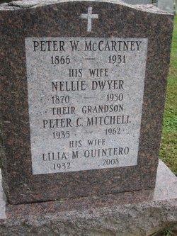 Peter W McCartney