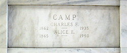 Charles F. Camp
