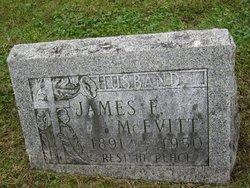 James F McEvitt