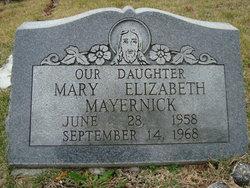 Mary Elizabeth Mayernick