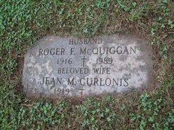 Roger F McQuiggan