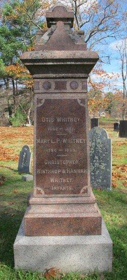 Otis G. Whitney