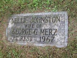 Nellie <I>Johnston</I> Merz