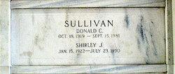 Donald C. Sullivan