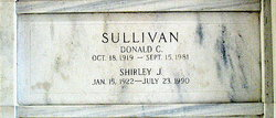 Shirley J. Sullivan