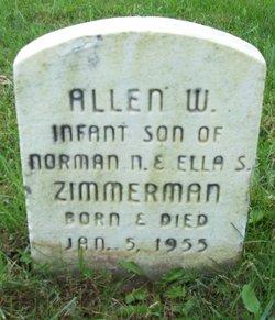 Allen W Zimmerman