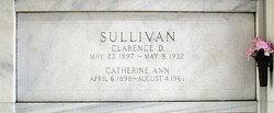 Catherine Ann Sullivan