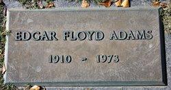 Edgar Floyd Adams