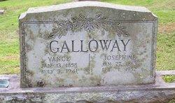 Marintha Josephine <I>Owen</I> Galloway