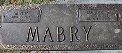 Eleanor M Mabry