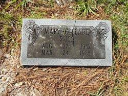 Mary <I>Dillard</I> Russ