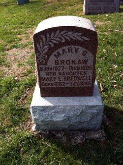 Mary E Bredwell