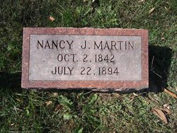 Nancy James <I>Clark</I> Martin