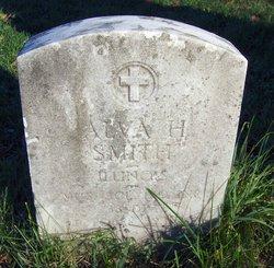 PVT Alva H. Smith
