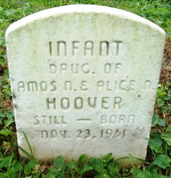 Infant  Daughter Hoover