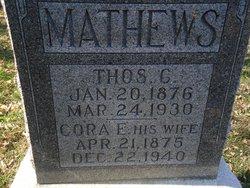 Thomas C Mathews