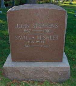 Savilla <I>Mishler</I> Stephens