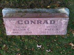 Mary <I>Williams</I> Conrad