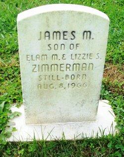 James M Zimmerman