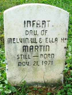 Infant  Daughter Martin