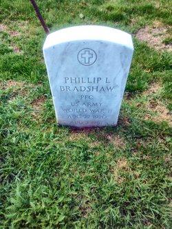 Pvt Phillip L Bradshaw