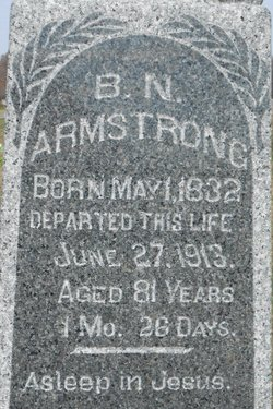 Benjamin Newton Armstrong