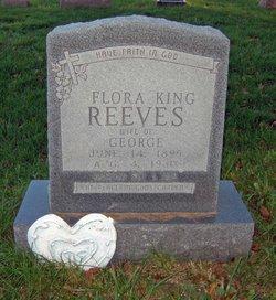 Flora <I>King</I> Reeves