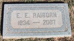 Edmond Eugene Raiborn